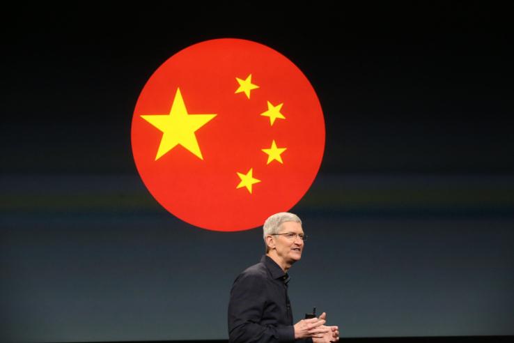 中國公布「新網路法」蘋果不得不低頭「VPN全數下架」,中國網友再也無法翻牆了...