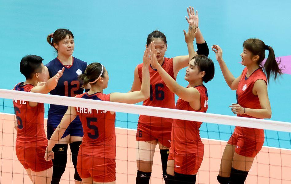 盡力了!中華女排不敵烏克蘭「身高優勢」,世大運以「近6屆最佳成績」收場!