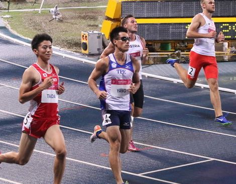台灣最速男!楊俊瀚分進「死亡之組」依然無懼,100公尺飆速「屌打美國名將」進準決賽!