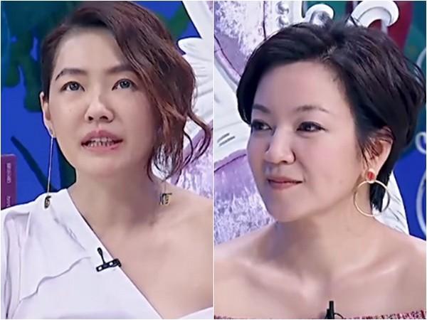 小S淚眼哽咽道歉...揭阿雅「22年姐妹心結」,節目上終於認錯了!