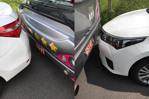 車主慘遭遊覽車「神A前後夾擊」,司機嗆:「有本事報警啊!」