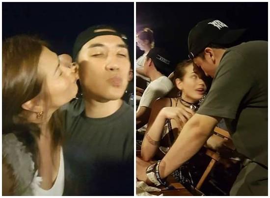 BIGBANG勝利「私密開趴照」流出!與「菲律賓性感爆乳女神」緊貼撫摸...(影片)