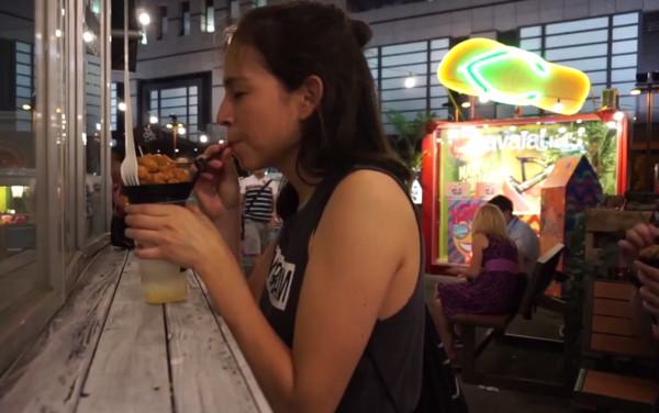 回美國仍想念台灣!美女選手鏡頭下「超美驚奇101夜景」說:我已經開始想念台灣了!(影片)