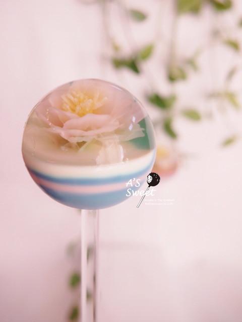 可以吃的花!戀愛系「夢幻花朵棒棒糖」讓男生少女心也忍不住炸噴!(12張)