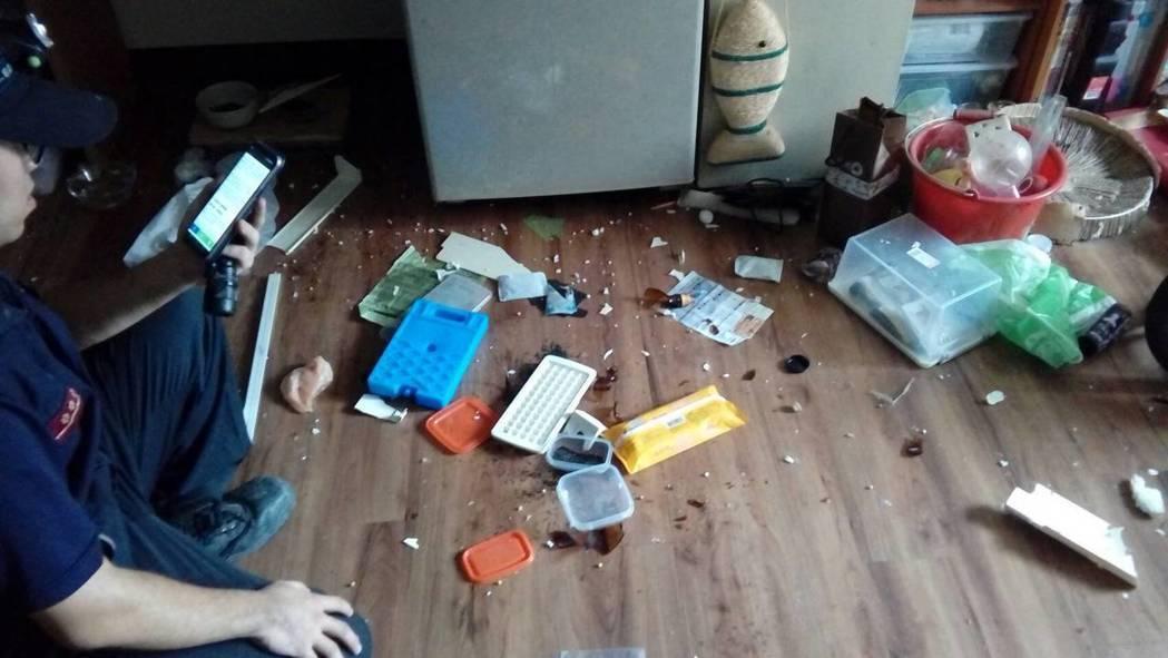 一开冰箱就爆炸!30岁女全身受伤急送医,原来是「高丽菜汁」惹的祸! -photo-36