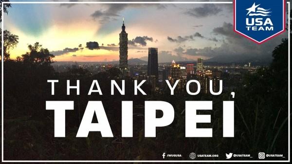 荷蘭水球隊曬肌肉「拍肉肉卡片」感謝台灣!美國隊更拍下「台灣最美風景」美翻天!
