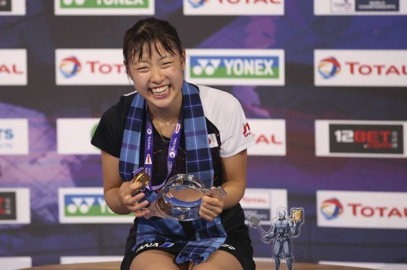 不敢稱是世界第一!少了戴資穎參賽,日本世錦賽冠軍:我不是真正的世界第一!