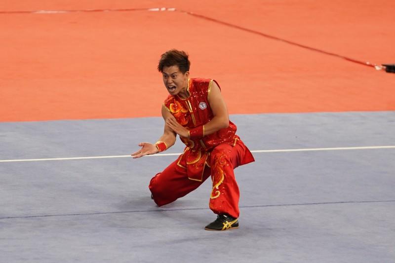 亞洲人就是會武功!世大運「首辦武術競賽」國外選手激讚,許凱貴「南拳南棍全能」拿下第19金!