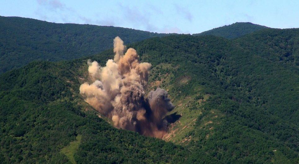 第三次世界大戰開打?南韓出動4戰鬥機「投8炸彈」炸南北韓邊境!川普支持到底!