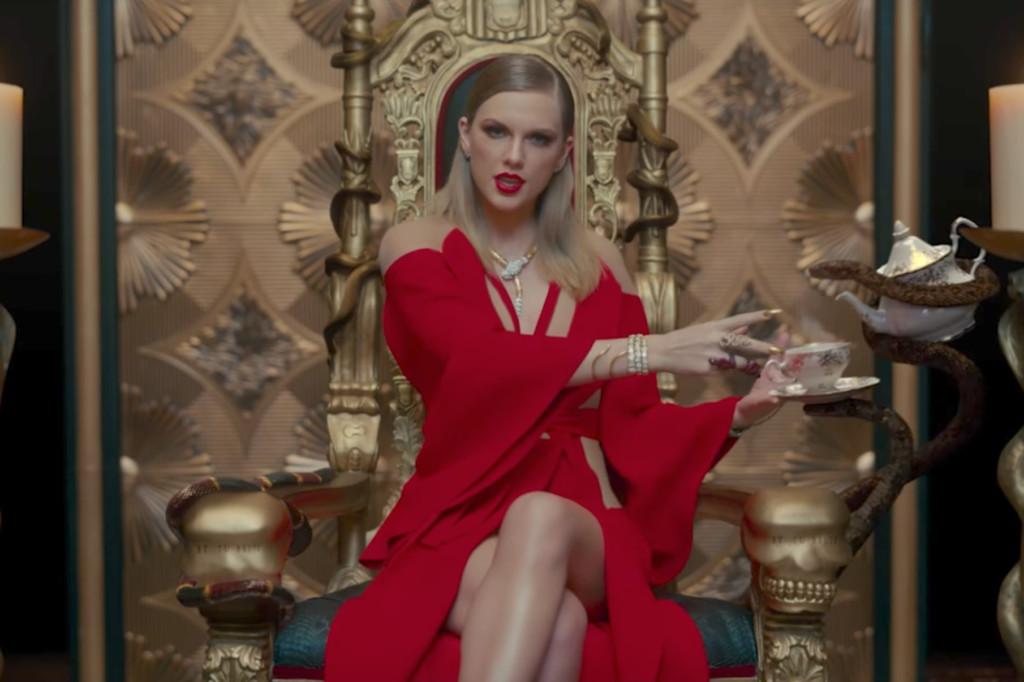 泰勒絲新歌「6大復仇彩蛋」詳盡分析!「8名前男友」全都暗藏在裡面!(影片)