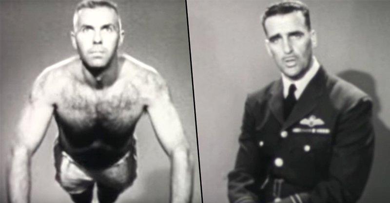 美國空軍專用的「11分鐘健身法」,不用器材在短時間鍛鍊「全身肌肉」達到最完美比例! (影片)