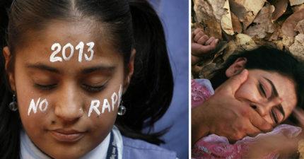 強暴完手伸進去「拉出小腸」!22歲印度女花3年採訪100位強姦犯,女人在印度比狗還賤