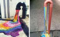 25張市長跪求「來我城市犯罪吧」的超有創意惡搞城市藝術!