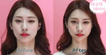韓國最新的拯救臉型「神奇小工具」,已經好用到連男生都已經愛上了!