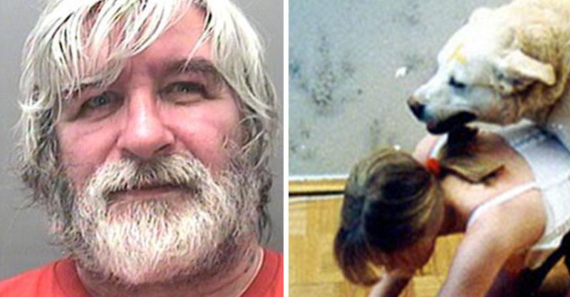 60歲戀童計程車司機「逼14歲女和狗狗人獸交」,開視訊讓網友免費看!好友:「他是好人。」