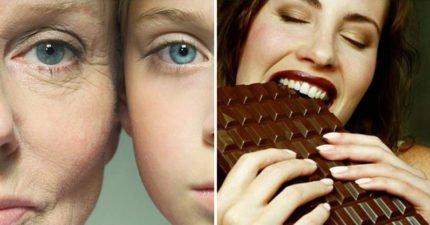 愛吃巧克力的人有福了!劍橋大學研發史上第一款「抗老美容巧克力」,連續吃4周「年輕20歲」!