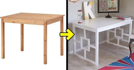 10個又酷又簡單「輕鬆把家裡打造成百萬全新住宅」的室內設計小撇步。