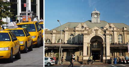 最黑計程車「1公里30元」!「新竹火車站小黃」在地人都不敢搭,網揭都市傳說…