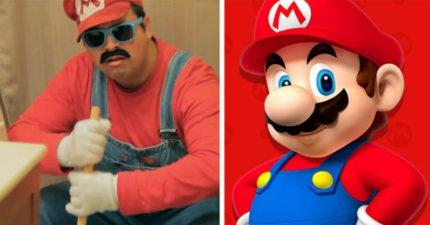 全網崩潰!任天堂官方:「瑪利歐不是水管工人!」網友:他現在其實是個奸商!