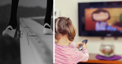 家人不讓她看電視,8歲女童一氣之下從21樓跳下「當場身亡」!