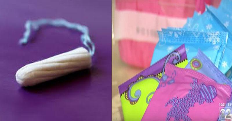 美國少女在家囤積「成千上萬的衛生棉條」,超暖心的罕見舉動讓網友都為她鼓掌!