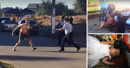 外國版小燈泡!42歲男斬首1歲半女童「拎血淋淋頭顱逛大街」!母悲慟:「他們堅持要讓他出院...」(影片)