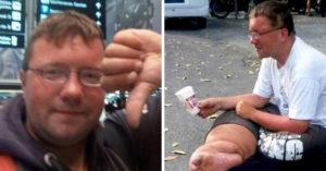 絕世渣男到台灣了!德國男白天行乞「晚上拿錢嫖妓」臭名傳遍東南亞,狂找「更便宜的女孩」台灣人要遭殃!