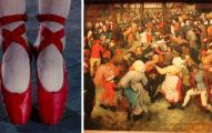 黑色童話《紅舞鞋》是真實故事!萬人跳舞直到器官衰竭身死才停,專家揭弔詭「秘密」...