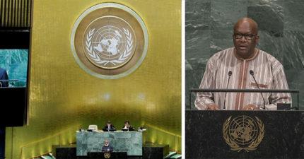 聯合國大會5友邦「力挺台灣」,呼籲聯合國馬上「承認台灣」!