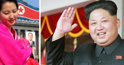 3孩子的爸「性慾」仍高漲,脫北者驚爆金正恩爽挑全北韓「女中學生」任他上!