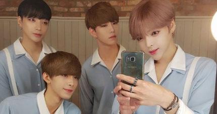 韓國最新長腿美男團「身高全都180以上」!隊長「美到像女生」被嗆撞臉TWICE成員!