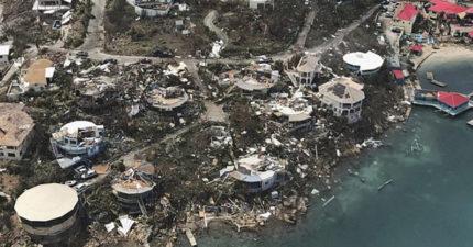 史上最強大西洋颶風厄瑪「重創維爾京群島」毀掉監獄,超過100名囚犯亂中逃獄!