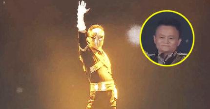 阿里巴巴創辦人馬雲在台上表演「麥克傑克森」舞步,外國人現在才知道亞洲CEO有多狂! (影片)