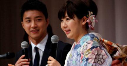 不顧日本桌球協會反對!日桌球女將福原愛與台灣選手江宏傑登記結婚。2020年可看到最美滿畫面!