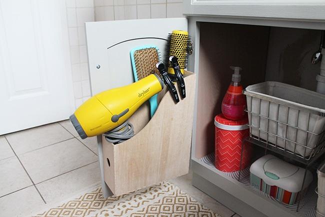 17個「不用找設計師」的超強浴室絕招,收納還多一倍!