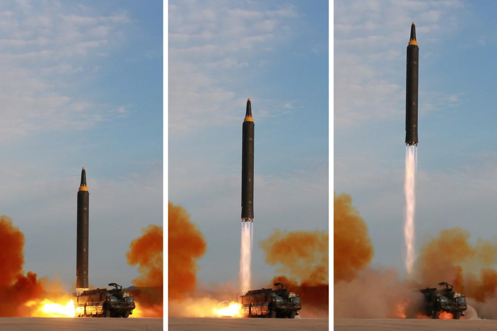 金正恩:「必須懲罰美國瘋狂的老糊塗」,北韓外交部長:發射飛彈已成為必須