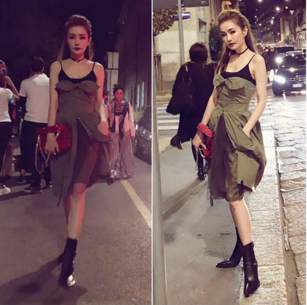 進軍「國際燕」失敗!台妹謝金燕被嗆「臉不太一樣」,時尚編輯:她失去自我