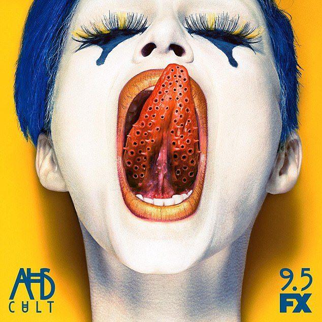 《美國恐怖故事》新一季預告出爐!3張「超爆炸密集洞洞照」廣告讓網友受不了喊「提告」!(影片)