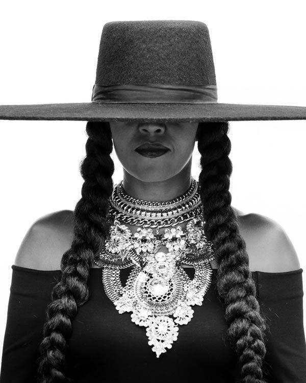 歐巴馬妻子蜜雪兒「變身碧昂絲」,「超酷黑帽+雙辮子」造型讓全網瘋狂!
