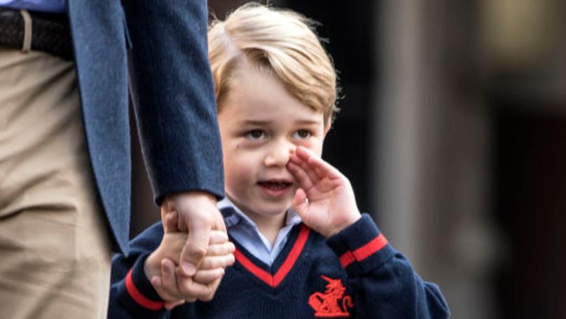 王子都高貴到「沒有姓氏」!喬治王子為了上學特地選擇的「姓氏」正式公開!
