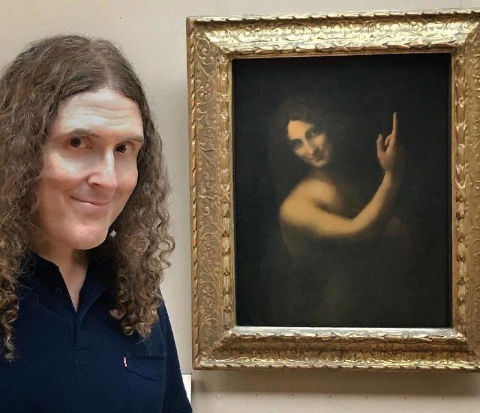 23個證明「時空旅人絕對存在」的博物館分身照片 連爸爸媽媽都懷疑自己的基因!