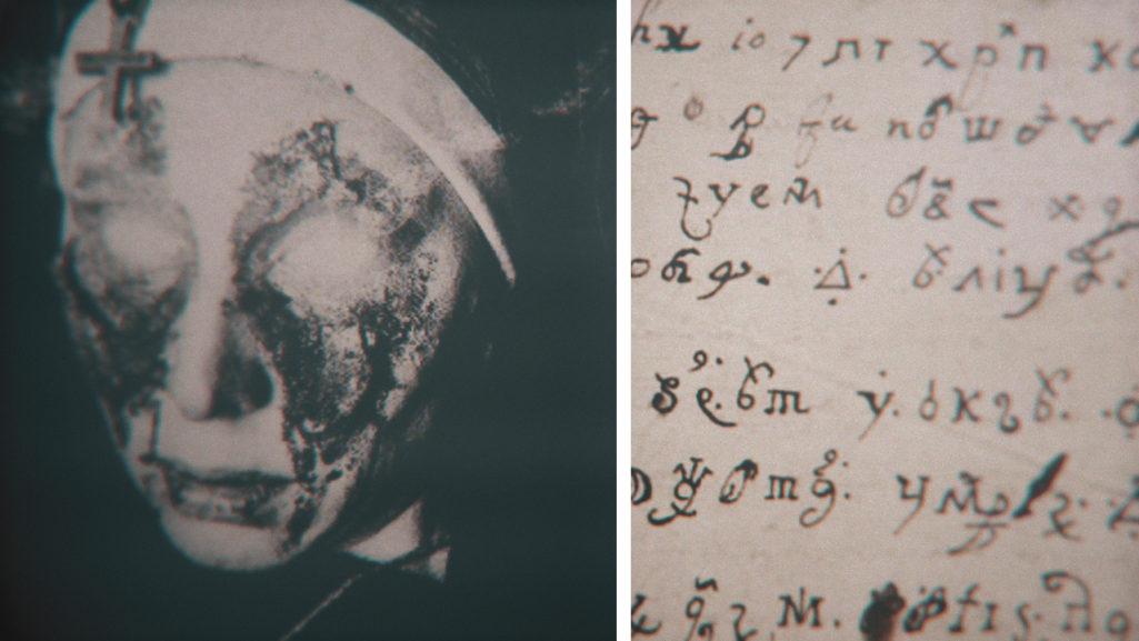 修女遭附身用惡魔語言寫下「惡魔之信」!340年後被翻譯軟體破解「神是人類創造的」!