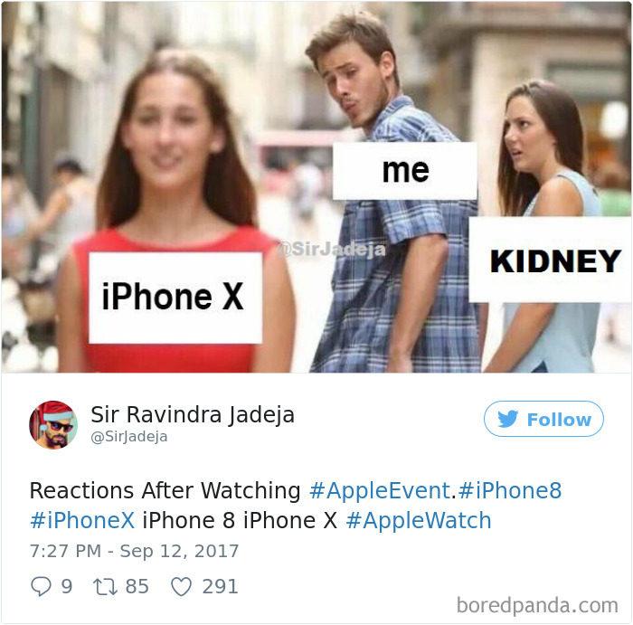 23張連果粉都會笑到歪掉的「最新iPhone X爆笑梗圖」!