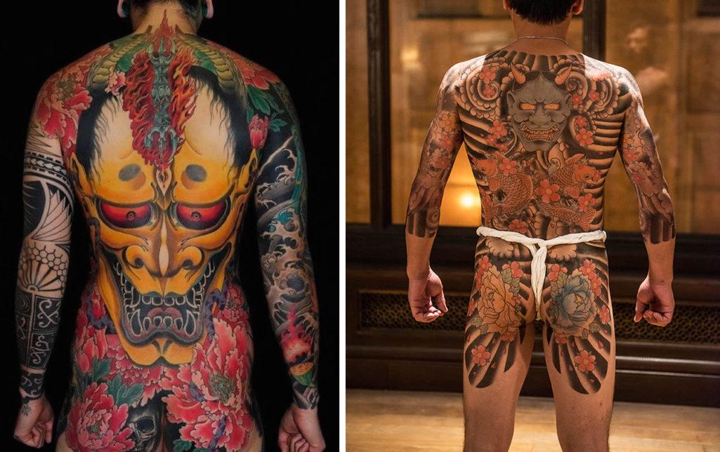 16種黑道刺青背後的重要涵意。