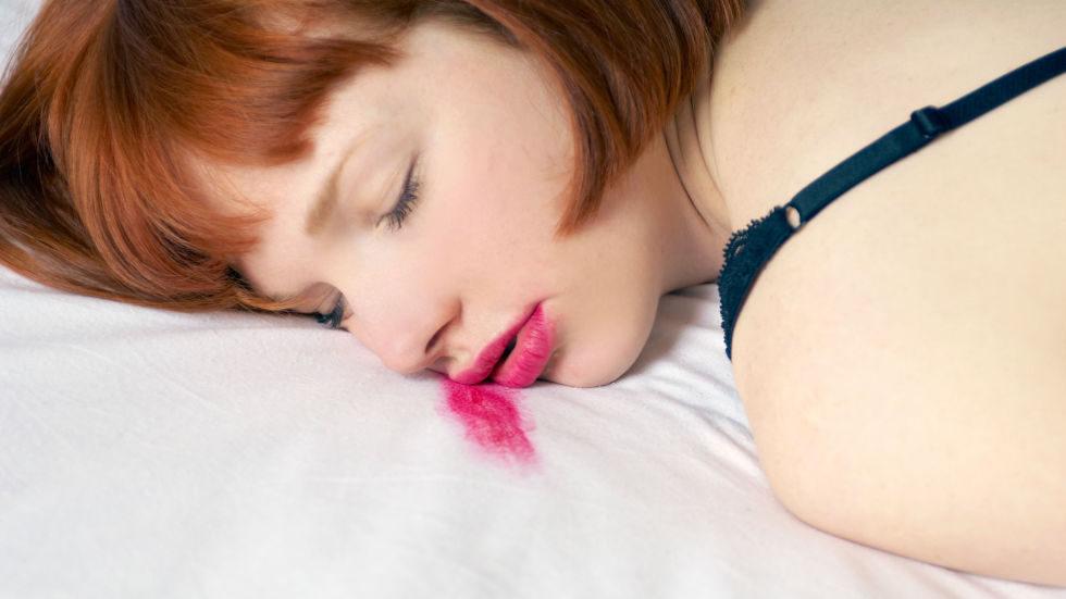 20個「絕不能讓男生知道的」的其實很髒懶女人日常。