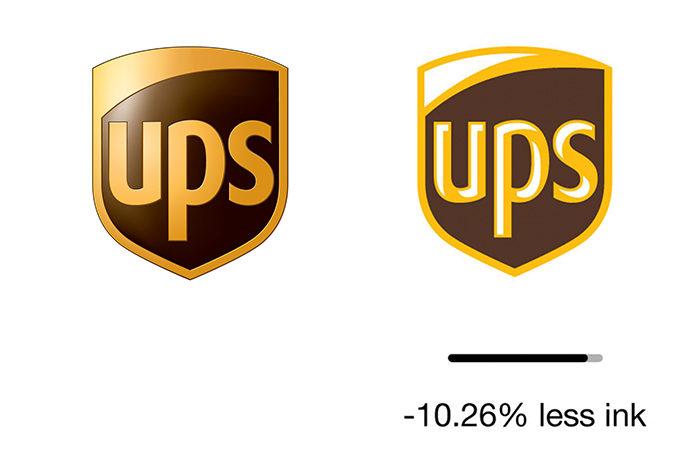 他們把各大品牌標誌「簡易化」,每年省下數億元預算!星巴克的更好看了 (11張)