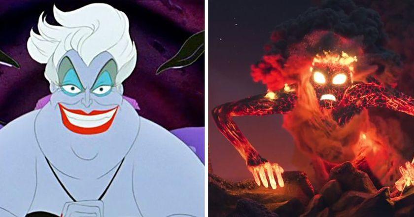 迪士尼最高明一次「埋梗」終於被破解!網友發現《海洋奇緣》和《小美人魚》其實是同一部電影...
