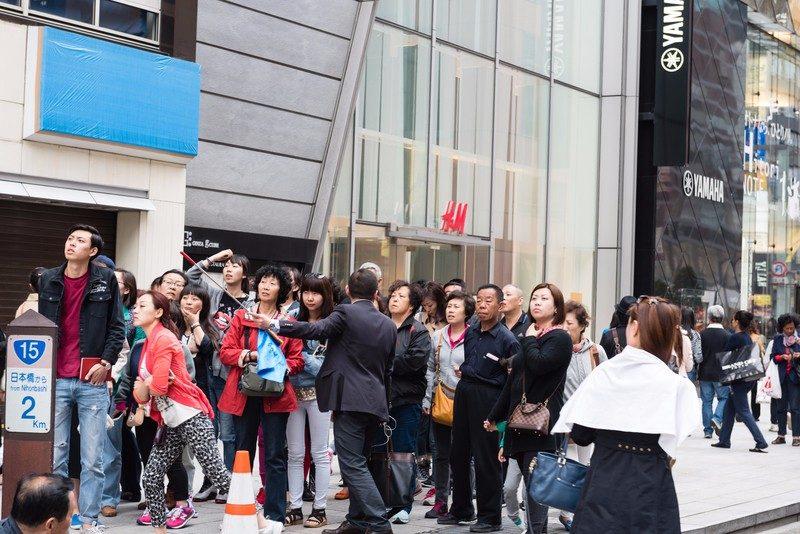 中客不來了!中國無預警「下遊日限縮令」,日網友淚喊:「難得德政!」
