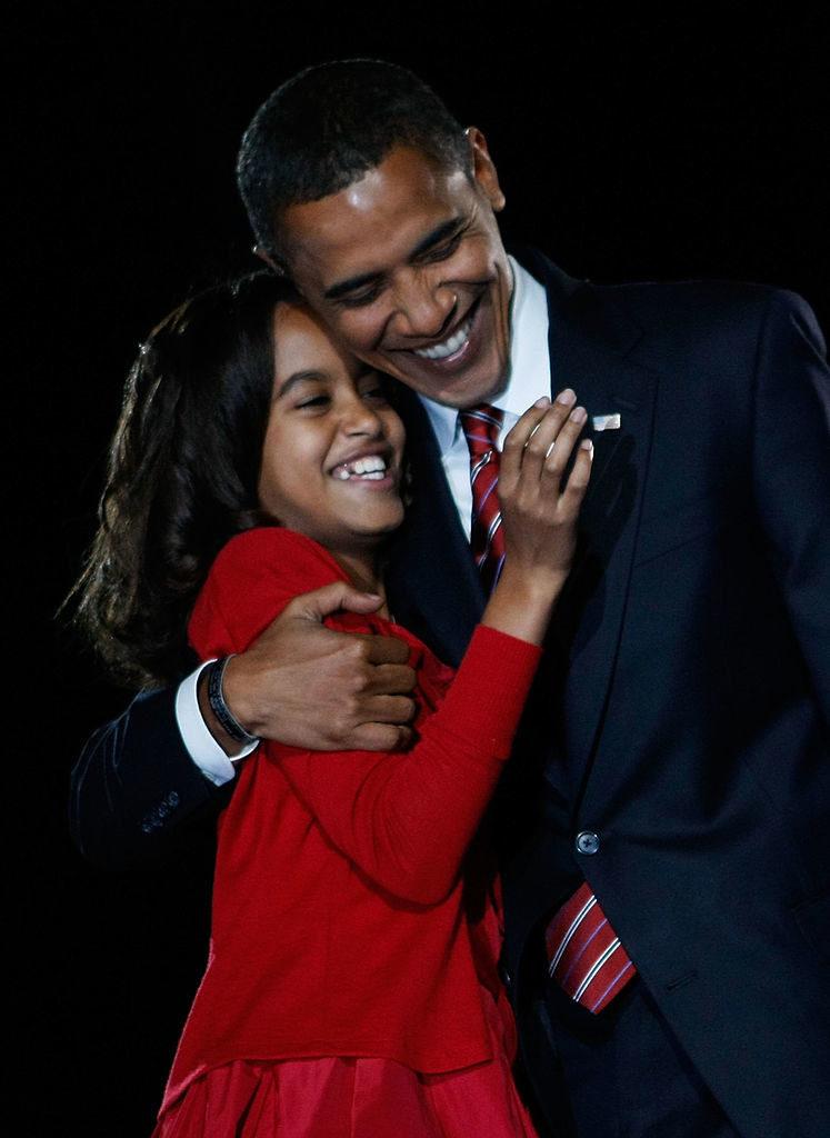 送「前世情人」進大學時「心被割開」,歐巴馬自爆忍不住「偷哭了」!