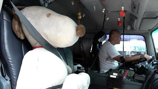 一台卡車成本有多高?「史奴比司機」淚揭討生活辛酸...卡車當小老婆養!